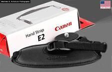 AUTHENTIC  Canon E-2 Camera Hand  Strap Stock #2  Japan