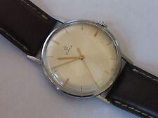 Vintage Classic Cyma Tavannes Gents Wrist Watch.1950s. Cal 486. Fully Running.