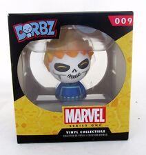 "GHOST RIDER #009 Marvel DORBZ Vinyl Sugar 3"" Halloween Skeleton Figure Figurine"