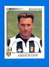 CALCIATORI PANINI 1997-98 Figurina-Sticker n. 162 - DI LIVIO - JUVENTUS -New