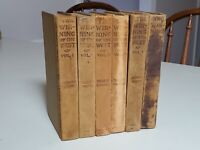 1905 THE WINNING OF THE WEST THEODORE ROOSEVELT 6 VOLUMES PUBLISHER CURRENT