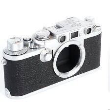 ^Leica IIIF Red Dial 35mm Film Rangefinder Camera [BODY ONLY] [1953 Nr.667135]