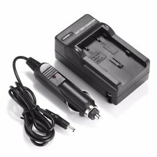 NB-2LH NB-2L Battery Charger for Canon Camera Powershot ZR DC Series Camcorders