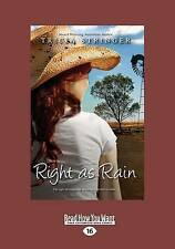 Right as Rain by Tricia Stringer (Paperback, 2014)