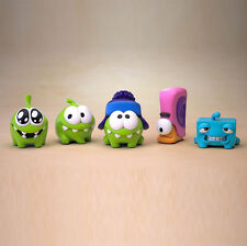 Prosto Toys PVC Cut the Rope figure Om Nom toy 5pcs collectible Original 242p