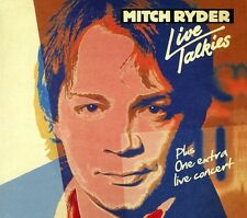 Live Talkies & Easter - 2 DISC SET - Mitch Ryder (2011, CD NEUF)