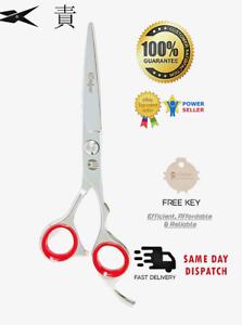 "6.5""Professional hairdressers cutting Barber Scissor & shear 420C Japanese Steel"