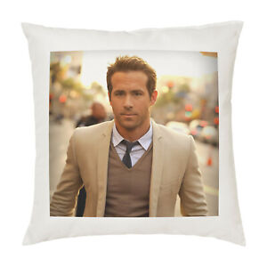 Ryan Reynolds Cushion Pillow Cover Case - Gift