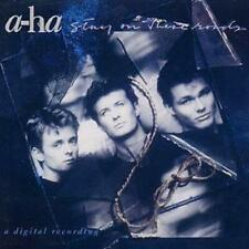 a-ha : Stay On These Roads CD (1988)