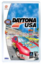 DAYTONA USA SEGA DREAMCAST FRIDGE MAGNET IMAN NEVERA