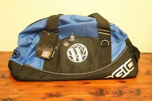 "Ogio  Half Dome True Royal Blue Golf Gym Duffel Bag Zippered Embroidered ""W"""