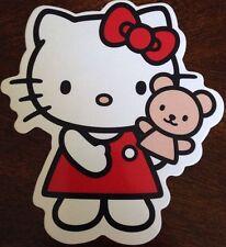 """Hello Kitty Sticker 4.5""""x5"""""""
