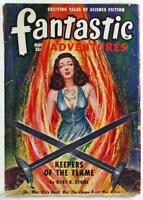 Fantastic Adventures 1949 V.11 N. 5 Pulp Magazine