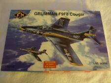 Fonderie Miniature Resin Kit, U.S.Navy Grumman F9F-8 Cougar in 1/48 Scale