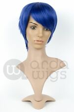 Heat-resistant Rei Free Iwatobi Swim Club Short Thick Smooth Natural Cosplay Wig