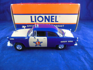 "First Gear 19-2062 1956  Ford Tudor Sedan Chiefs Car ""Lionel"" 1:34 Scale"