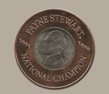 Payne Stewart Ball Marker w/ 1999 Nickel - Brand New Hot off the Press!