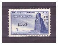 ALGERIE. N° 299 .+   5 F SUR  30  F      NEUF  **   .SUPERBE .