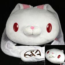 ALL PURPOSE RABBIT Plush Doll Big Tissue Box Cover White Gloomy Bear JAPAN
