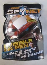 Spy Net: Secret Message Invisible Ink RARE NEW SEALED