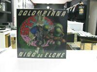 Kind Von Elche LP Spanisch Kolumbianische 2019 Klappcover