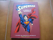 SUPERMAN I CLASSICI DEL FUMETTO DI REPUBBLICA - SERIE ORO -