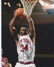 CHARLES OAKLEY REPRINT SIGNED 8X10 PHOTO AUTOGRAPHED CHRISTMAS MAN CAVE KNICKS
