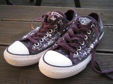Converse Damen Sneaker mit Schnürung Pailletten günstig