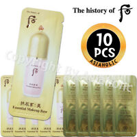 The history of Whoo Gongjinhyang Mi Essential Makeup Base 1ml x 10pcs (10ml) New