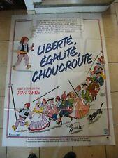 Poster Cinema Liberty Equal Beehive Jean Yanne 120 Sur 63in