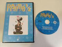 RANMA 1/2 MANGA EPISODIOS 33 - 36 SPANISH EDITION DVD VOLUMEN 9 - 200 MINUTOS
