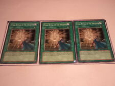 3X Final Ritual Of The Ancients TLM-EN044 - Yugioh Yu Gi Oh! 3 Playset