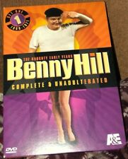 Benny Hill Complete and Unadulterated: The Naughty Early Years, Set One