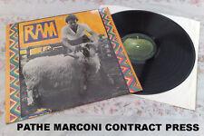 """McCARTNEY """" RAM  """"RARE """" RARE SUPER PATHE MARCONI CONTRACT PRESS"""