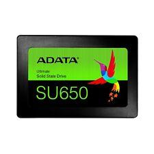 "ADATA Ultimate SU650 2.5"" 120GB SATA III 3D NAND Internal Solid State Drive SSD"