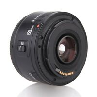 YONGNUO YN EF 50mm f / 1.8 AF Obiettivo 1: 1.8 Standard primo lente Apertur U1H5