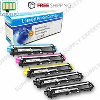 5PK For Brother TN227 WITH CHIP Toner HIgh Yield MFCL3770CDW HLL3270CDW L3290CDW