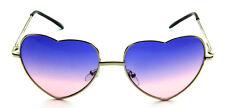 Women Heart Sunglasses Vintage Fashion Retro Lolita Love Designer Style