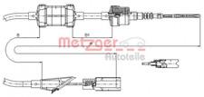 Seilzug, Kupplungsbetätigung METZGER 412.11
