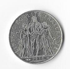 Pièce Argent Hercule 10 Euros 2012