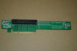 GH-U19X8-EF PCI Express PCI-e x8 riser card for 1U server rack left side