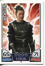 Marvel Hero Attax Series 1 Thor Subset Chase Card T11 Hogun