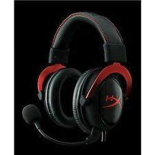 Kingston HyperX Cloud II Gaming Headset - Red/Black (KHX-HSCP-RD)