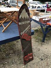 Vintage Burton Elite Performer 140 Snowboard..Poor Condition