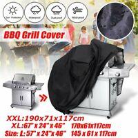 L/XL/XXL Copertura Barbecue Impermeabile Copri Telo Protezione Grill BBQ
