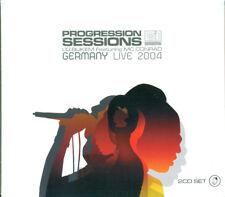 CD LTJ Bukem and McConrad Progression Sessions 10 von Various Artists  2CDs