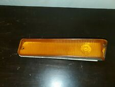 Org OEM Ford 1978 79 F150 F250F350 Truck Bronco LH Front Turn Signal Amber Light