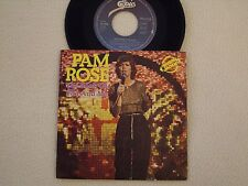 PAM Rose - The Book of You and Me/MEMORIES FOR SALE - 7""