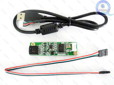 4-Wire Resistive Touch Panel Screen USB Port Controller Driver Board