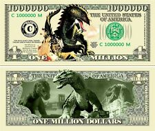 BEAST FROM 20,000 Fathoms Novelty Dollars (25)  & free shipping